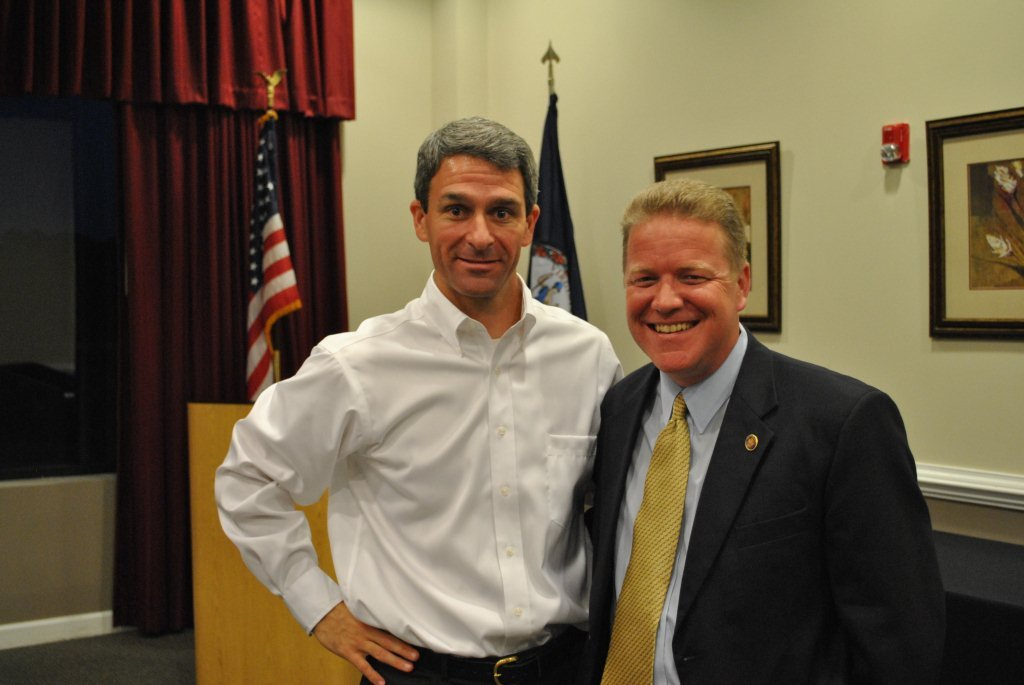 October 15 – Breakfast with Ken Cuccinelli