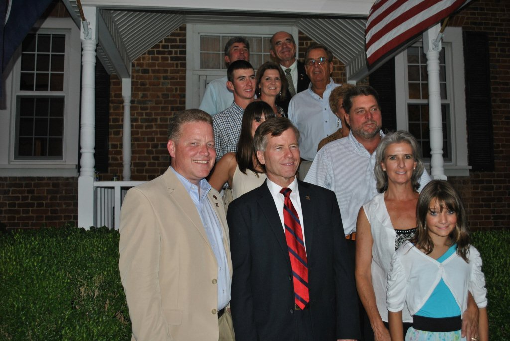 Photos: Fundraising Dinner with Gov Bob McDonnell