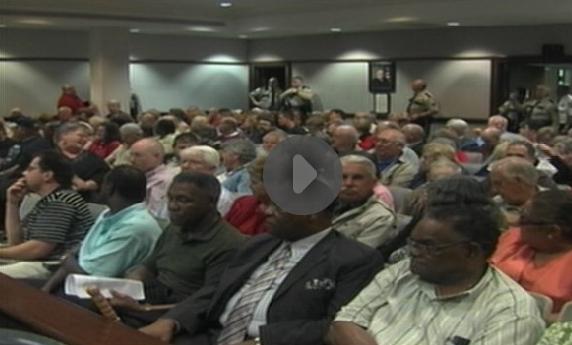 Pittsylvania County Board Meeting On Prayer